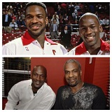 MJ & Oak have been good friends for years.
